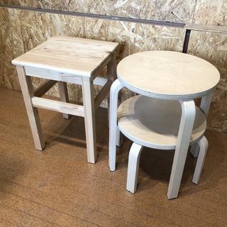 IKEA イケア FROSTA テーブル チェア 2個