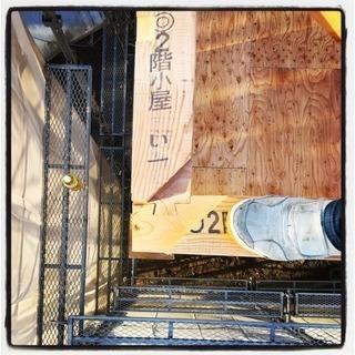 ¥13,000-/日〜戸建ての骨組みを組み立てる仕事です!