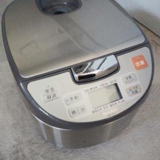 SHARP 5.5合炊飯器