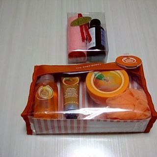 THE BODY SHOP  2点セット