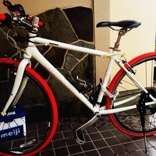 クロスバイク giant r3