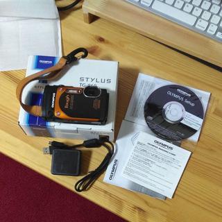【デジタルカメラ】OLYMPUS STYLUS TG-860 T...