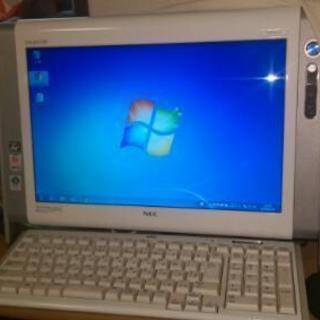 値下げNEC バリュースターVN 500/M Windows7