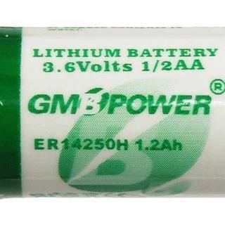 Mac用 3.6V内蔵リチウム電池 [CBT36V互換]1/2AA