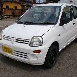 ミニカ!4WD!AT!支払い総額が13万円です!車検H32年5月迄...