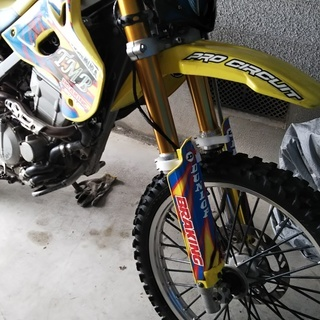 カワサキ KLX250 ヨシムラ