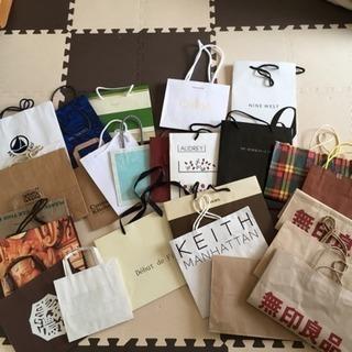 紙袋27枚