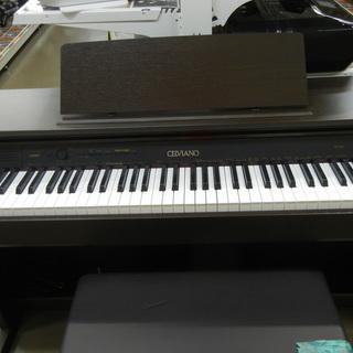 カシオ 電子ピアノ AP-260 ブラウン