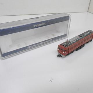 TOMIX/トミックス Nゲージ EF81形電気機関車 JR 9...