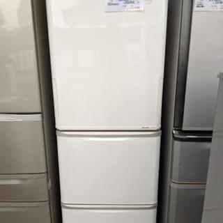 【シャープ】両開3ドア冷蔵庫プラズマクラスター SJ-PW35-W...