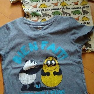 子供服 Tシャツ 3枚セット 110㎝