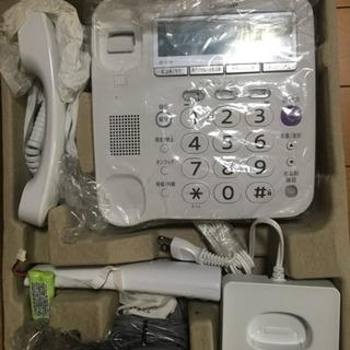 再値下げ!新品、シャープデジタルコードレス電話機