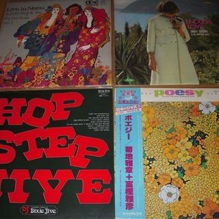 レコード 日本人ジャズ