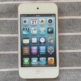 【受け渡し者様決定】iPod touch 8GB White M...
