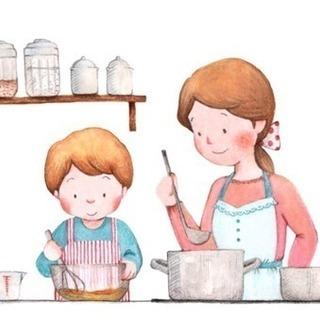 親子料理教室いメル×おうちパン教室とりぴぃ
