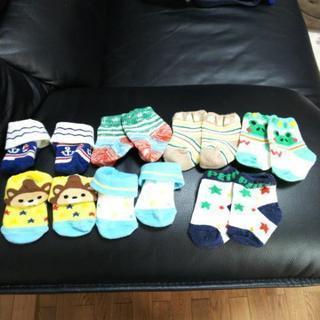 新生児靴下セット