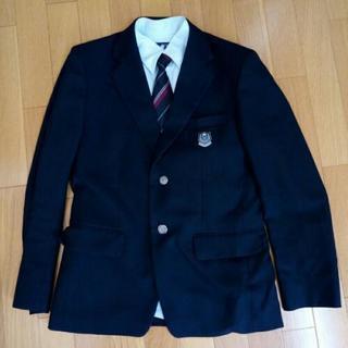 札幌市北区 英藍高校 男子制服(中古)