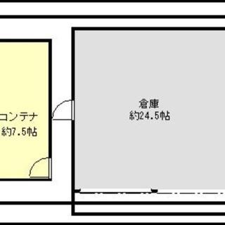 ‼️‼️堀本地所特選物件‼️‼️奈良県五條市御山町鉄骨倉庫‼️