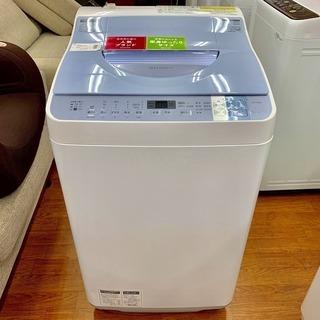 SHARPの縦型洗濯乾燥機