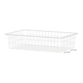 【未使用】IKEA アルゴート ワイヤーバスケット