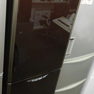3ドア冷蔵庫 375L 日立 2017年製 真空チルド