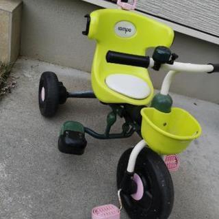 アイデス 三輪車 無料です