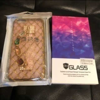 iPhone6sプラス、6プラス専用ケース&ガラスフィルム