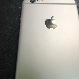 au iPhone 6s 32gb スペースグレイ 割れ