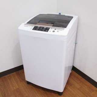 未使用品! 大宇 全自動洗濯機 DW-MT90GD-W【トレファ...