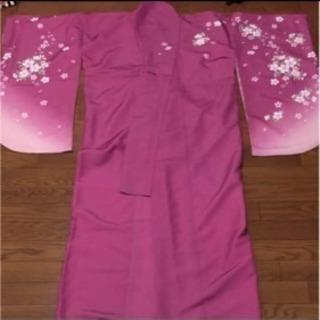 袴用の着物