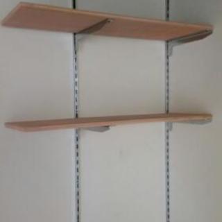 棚 小さめ 2セット DIYでお使いください。