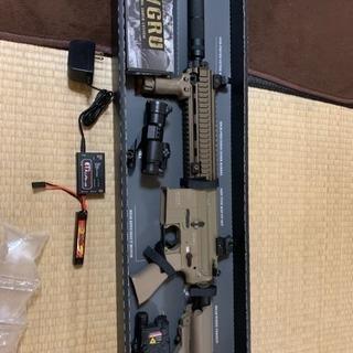 BOLT HK416DEVGRU 早期購入限定価格