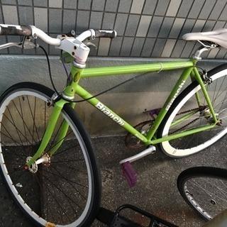 ビアンキ クロスバイク