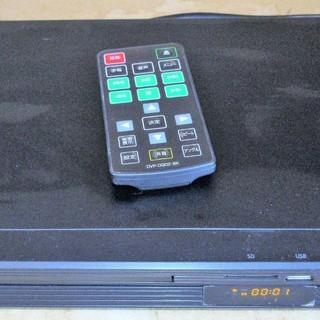 ☆アズマ Bullet DVP-DQ02 BK HDMI端子付き高...