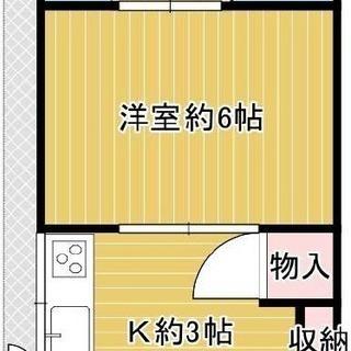 深井中町38,000円の平屋です。最寄り深井駅。