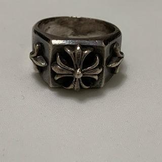 第2弾ストリート系のシルバーの指輪売ります。