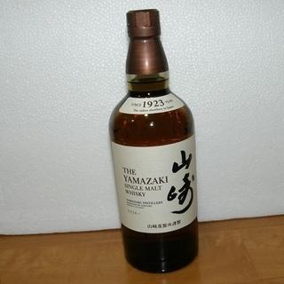 サントリー 山﨑ウイスキー1本700ml 6000円(送料別)