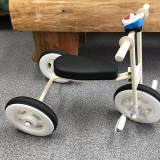 三輪車 さんりんしゃ 無印良品 ドラえもんベル付き 中古