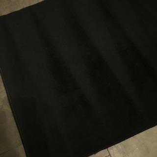 イケア IKEA ラグ NÄSBY  2枚 100×150cm と...