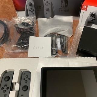 【美品】Nintendo Switch + Proコンセット