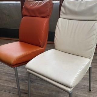 お洒落な椅子2脚セット!無料!