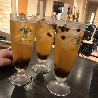 大人のタピ飲み キャンペーン開催中〜♡