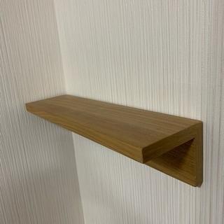 無印良品 壁に取り付けられる家具 棚×3つ