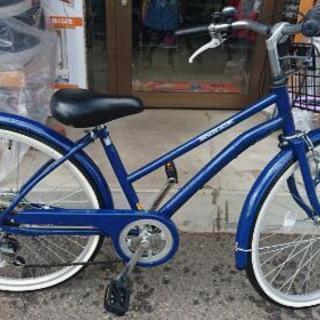 自転車 24インチ 変速機付き