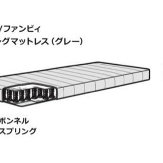【無料】IKEA マットレス 【4/27であればお届け可】
