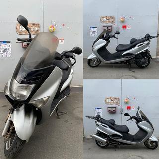♪♪ヤマハ マジェスティ125  125cc バッテリー新品♪実働...