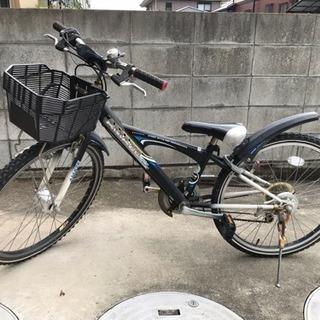高学年男の子用 自転車 24インチ?