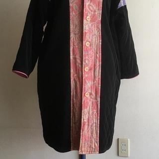 リバーシブルキルティングコート(日本Trevi製)