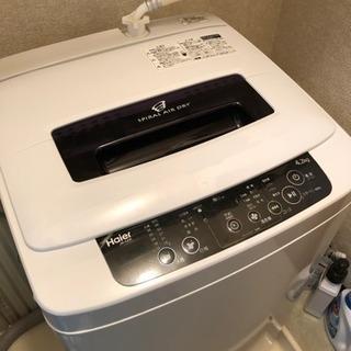 Heier 全自動洗濯機 JW-K42K 4.2kg