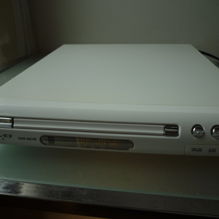 DVDプレーヤー本体のみ ジャンク品